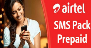 Airtel SMS Bundle Pack Offer 2020