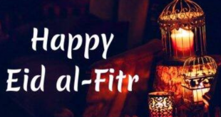 Happy Eid-al Fitar