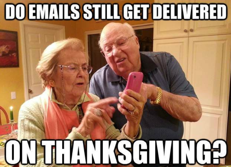 10+ Funny Thanksgiving Memes with Images
