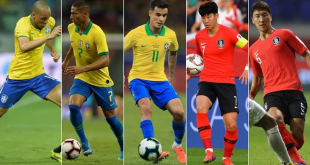 Brazil vs South Korea LIVE