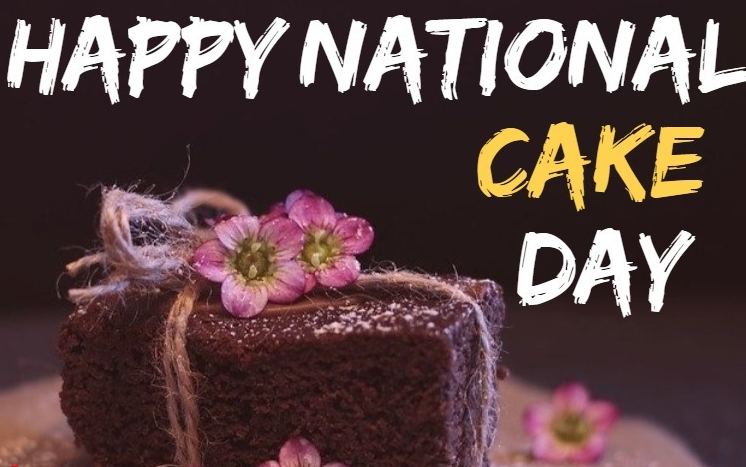 National Cake Day Top Quotes & Message