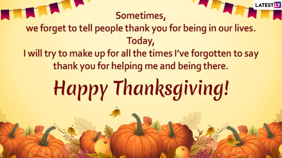 Thanksgiving Day 2019 Celebrate United States in Today