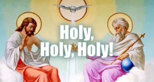 Happy Trinity Sunday