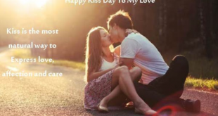 International Kissing Day 2020