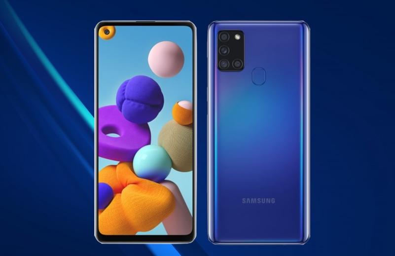 Samsung Galaxy A21s Space