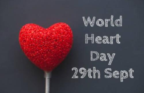 World Heart Day HD Wallpaper