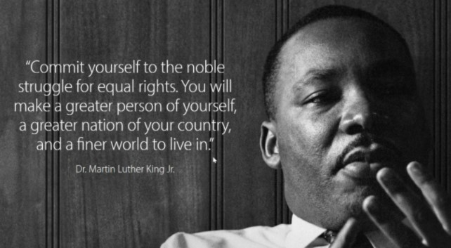 Martin Luther King Jr. Day Image
