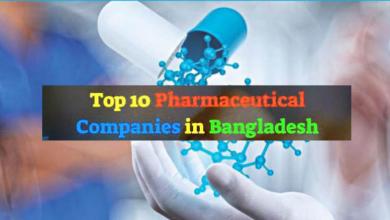 Top 10 Pharmaceutical Companies