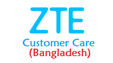ZTE Customer care
