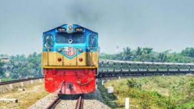 Dhaka to Comilla Train