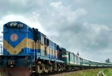 Sylhet to Dhaka Train