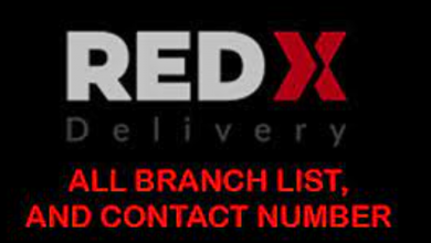 RedX Courier Service