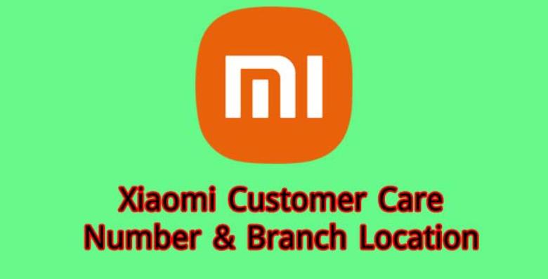 Xiaomi Customer Care